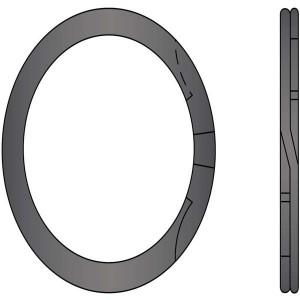 Heavy Duty 2-Kthejeni Spiral Internal Rings mbajtës