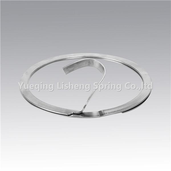 Custom spiral retaining rings Featured Image