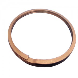 Double -Turn laminar Seal Rings