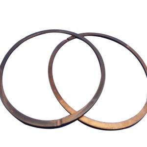 Double -Turn Laminar Seal Rings