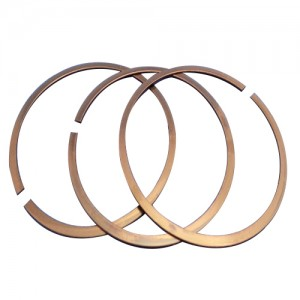Single -Turn Laminar Seal Rings