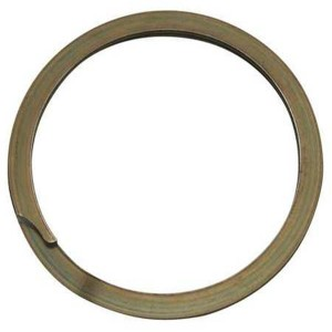 Pisanti duty 2-Turn Spiral interna Rings cuvirnari