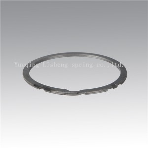 Self-Locking Spiral retaining rings
