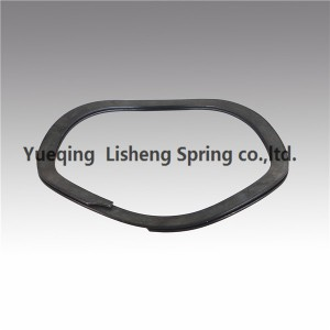 Wave Spiral Retaining Rings